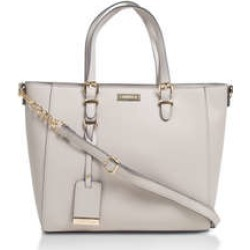 Womens Carvela Fina Winged Tote, No Size, Taupe found on MODAPINS from Shoeaholics for USD $40.91