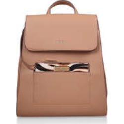 Carvela Slinky Purse Backpack - Camel Backpack With Tiger Print Purse found on Bargain Bro UK from Kurt Geiger UK