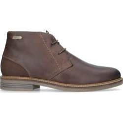 Barbour Redhead Boot - Brown Leather Desert Boots found on MODAPINS from Kurt Geiger UK for USD $162.19