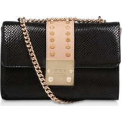 Carvela Kankan Cross Body - Black Crossbody Bag found on Bargain Bro UK from Kurt Geiger UK