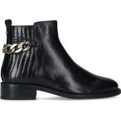 Carvela Shell - Black Chain Ankle Boots found on Bargain Bro UK from Kurt Geiger UK