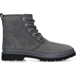 Ugg Harkland Lace Up Boot - Grey Suede Lace Up Boots found on Bargain Bro UK from Kurt Geiger UK