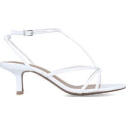 Womens Who What Wear Freya, 5 UK, White found on MODAPINS from Shoeaholics for USD $53.89