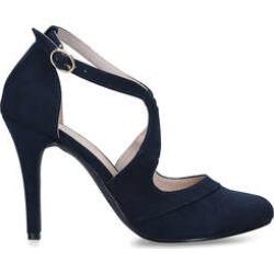 Womens Miss Kg Natalienavy Round Toe Courts, 4 UK found on Bargain Bro UK from Shoeaholics