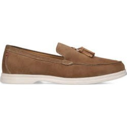 KG Kurt Geiger Onyx - Tan Tassel Loafers found on MODAPINS from Kurt Geiger UK for USD $39.63