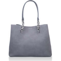 Womens Carvela Cammie Slouch Totegrey Suedette Tote Bag, No Size found on MODAPINS from Shoeaholics for USD $55.02