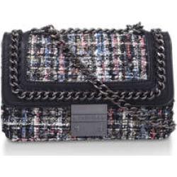 Carvela Bailey Chain Bag - Tweed Shoulder Bag found on Bargain Bro UK from Kurt Geiger UK