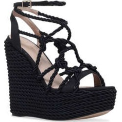 Womens Kurt Geiger London Notty, 2.5 UK, Black found on Bargain Bro UK from Shoeaholics