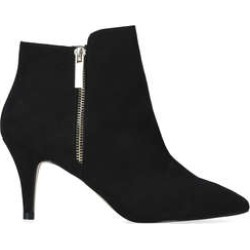 Carvela Sphinx - Black Suedette Ankle Boots found on MODAPINS from Kurt Geiger UK for USD $69.13