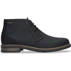 Barbour Redhead Boot - Black Leather Desert Boots found on MODAPINS from Kurt Geiger UK for USD $162.19