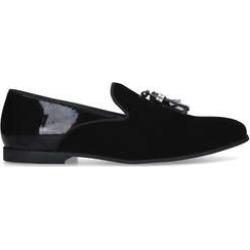 KG Kurt Geiger Kite - Black Tassel Detail Loafers found on MODAPINS from Kurt Geiger UK for USD $63.04