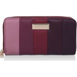 Womens Carvela April Pannelled Zip Wllt, No Size, Wine found on Bargain Bro UK from Shoeaholics
