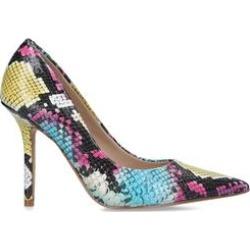 Aldo Sophy - Multi-Coloured Snake Print Stiletto Heel Courts found on Bargain Bro UK from Kurt Geiger UK