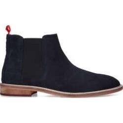 KG Kurt Geiger Paolo - Navy Suede Chelsea Boots found on Bargain Bro UK from Kurt Geiger UK