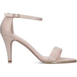 Womens Carvela Kinkblush Mid Heel Strappy Sandals, 5 UK found on Bargain Bro UK from Shoeaholics