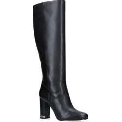 Womens Walker Boot 85 Mm Heel High Leg Boots Michael Michael Kors Black, 3.5 UK