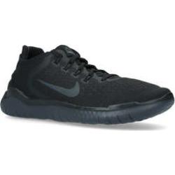 Mens Free Run 2 Sneakers Nike Black, 7.5 UK