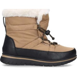 Carvela Comfort Rudy - Black Drawstring Snow Boots found on MODAPINS from Kurt Geiger UK for USD $48.85