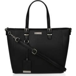 Carvela Fina Winged Tote - Black Tote Bag found on Bargain Bro UK from Kurt Geiger UK