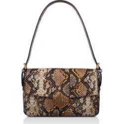 Kurt Geiger London Geiger 20 Bag - Snake Print Shoulder Bag found on Bargain Bro UK from Kurt Geiger UK