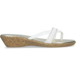 Womens Liv 40 Mm Heel Summer Carvela Comfort White, 5 UK found on Bargain Bro UK from Shoeaholics