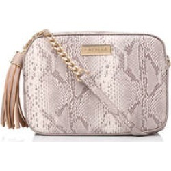 Carvela Bessie Snake Cross Body - Snake Print Crossbody Bag found on Bargain Bro UK from Kurt Geiger UK