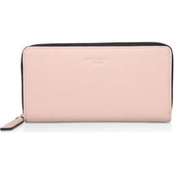 Womens Kurt Geiger London E Zip Around Wallet, Pink found on Bargain Bro from Shoeaholics for £59