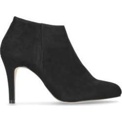 Carvela Serene - Black Low Cut Mid Heel Ankle Boot found on Bargain Bro UK from Kurt Geiger UK