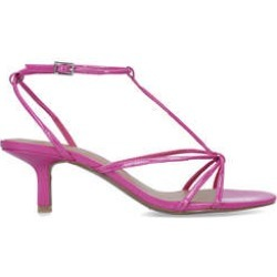 Womens Who What Wear Freya, 3 UK, Pink Combination found on MODAPINS from Shoeaholics for USD $53.89