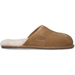 Ugg Men S Scuff - Tan Suede Slippers found on Bargain Bro UK from Kurt Geiger UK
