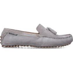 KG Kurt Geiger Baxter - Grey Slip On Shoes found on MODAPINS from Kurt Geiger UK for USD $88.77