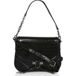 Aldo Nydelide - Black Shoulder Bag With Tassel Detail found on Bargain Bro UK from Kurt Geiger UK