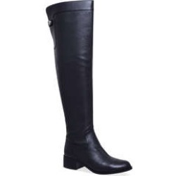 Womens Finn Otk Boot High Leg Boots Michael Michael Kors Black, 3.5 UK
