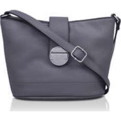 Womens Carvela Deeta Bucket Cross Bodygrey Cross Body Bag, No Size found on Bargain Bro UK from Shoeaholics