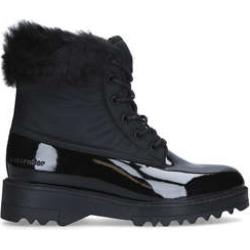 Aldo Breadda - Black Snow Boots found on MODAPINS from Kurt Geiger UK for USD $137.77
