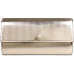 Carvela Grow - Gold Clutch Bag found on MODAPINS from Kurt Geiger UK for USD $51.90