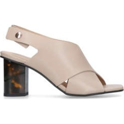 Womens Kurt Geiger London Stride Sandal 70Stride Sandal 70 Summer Kurt Geiger London Nude 70 Mm Heel, 3.5 UK found on Bargain Bro UK from Shoeaholics
