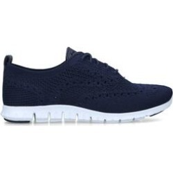 Womens Cole Haan Zerogrand Stitchlite Oxf, 3.5 UK, Navy found on Bargain Bro UK from Shoeaholics