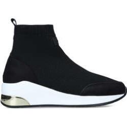 Womens Carvela Jetson Sockblack Combination High Top Knitted Sock Sneakers, 7 UK found on Bargain Bro UK from Shoeaholics