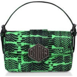 Womens Kurt Geiger London Geiger 20 Mini Bag, Green found on Bargain Bro UK from Shoeaholics