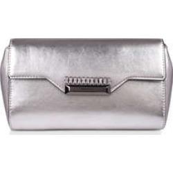 Nine West Isla - Silver Embellished Clutch Bag found on Bargain Bro UK from Kurt Geiger UK