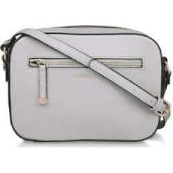 Carvela Daisy Cross Body - Light Grey Cross Body Bag found on Bargain Bro UK from Kurt Geiger UK