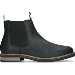 Barbour Farsely Chelsea - Black Leather Casual Boots found on MODAPINS from Kurt Geiger UK for USD $127.39