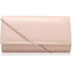 Carvela Dylan - Nude Clutch Bag found on Bargain Bro UK from Kurt Geiger UK