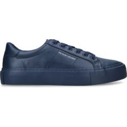 KG Kurt Geiger Wilson - Navy Lace Up Sneakers found on MODAPINS from Kurt Geiger UK for USD $136.94