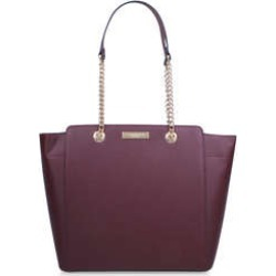 Womens Carvela Kurt Geiger Rate Wine Handbag found on Bargain Bro UK from Shoeaholics
