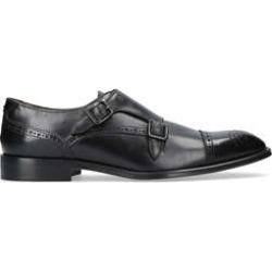 Kurt Geiger London Raphael - Black Monk Shoes found on Bargain Bro UK from Kurt Geiger UK