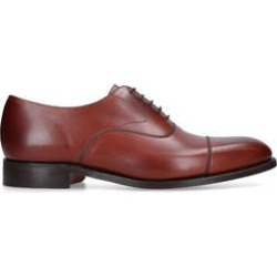 Barkers Malvern - Tan Leather Oxford Shoes found on Bargain Bro UK from Kurt Geiger UK