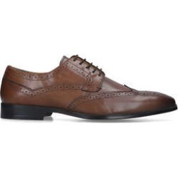 KG Kurt Geiger Chester - Tan Brogue Shoes found on MODAPINS from Kurt Geiger UK for USD $66.97