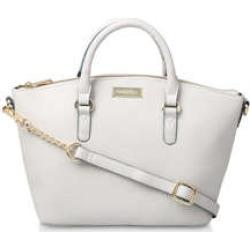 Womens Carvela Blossyblossy Handbags Carvela Grey/Light Shoulder found on Bargain Bro UK from Shoeaholics